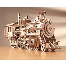 Moving Train Construction Kit