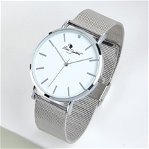 Slim Alloy Watch