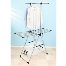 Versatile Stainless Steel Drying Rack