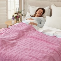 Woven Cotton Blanket