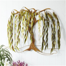 Willow Wall Sculpture