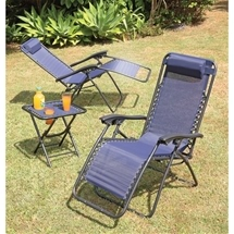 Recliner Outdoor Set