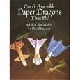 Cut & Assemble Paper Dragons That Fly_28855_0