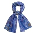 Aboriginal Design Silk Scarves_ABORD_0