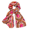 Aboriginal Design Silk Scarves_ABORD_1