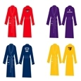 AFL Microfleece Dressing Gown_AFLG-_2
