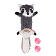 Plush Raccoon Skin with Squeakers_DAG2305_2