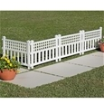Garden Fence Panels (Set of 4)_GFPNM_0