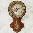 Golden Rose Clock_GRCLK_0