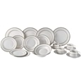 Banded Pattern Dinner 20 Piece Set_GRIMP_0