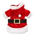 Pet Santa Claus Christmas Costume_HD1132_0