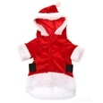 Pet Santa Claus Christmas Costume_HD1132_1