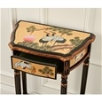 Hand Painted Lacquered Table_HPLST_1