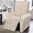 Italian Rouched Recliner Cover_IRRLC_0