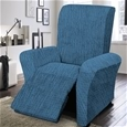 Italian Rouched Recliner Cover_IRRLC_1