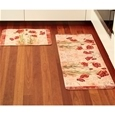 Kitchen Poppy Cushioned Mats_KPMAT_0