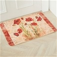 Kitchen Poppy Cushioned Mats_KPMAT_1