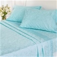 Microfibre Lace Sheet Set_MLSTS_0