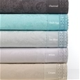 Microfibre Lace Sheet Set_MLSTS_1