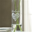 Personalised Glass Vase_PSAVE_1