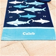 Personalised Beach Towels_PTWLK_1