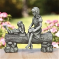 Reading Time Garden Statue_RTGS_0