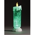 Swirling Glitter Candle Light_SGCND_1