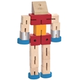 Wooden Robot Transformer_TRAFR_1