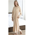 Zippered Microfibre Nightdress_ZK04_0
