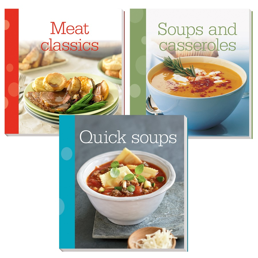 SOUPS AND CASSEROLES