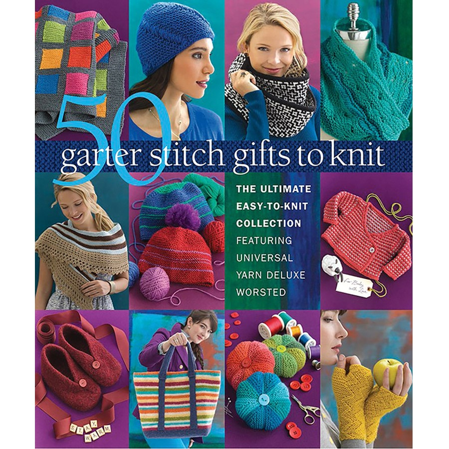 Garter Stitch Gifts To Knit