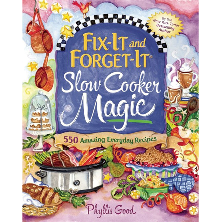 Fix It and Forget Slow Cooker Magic