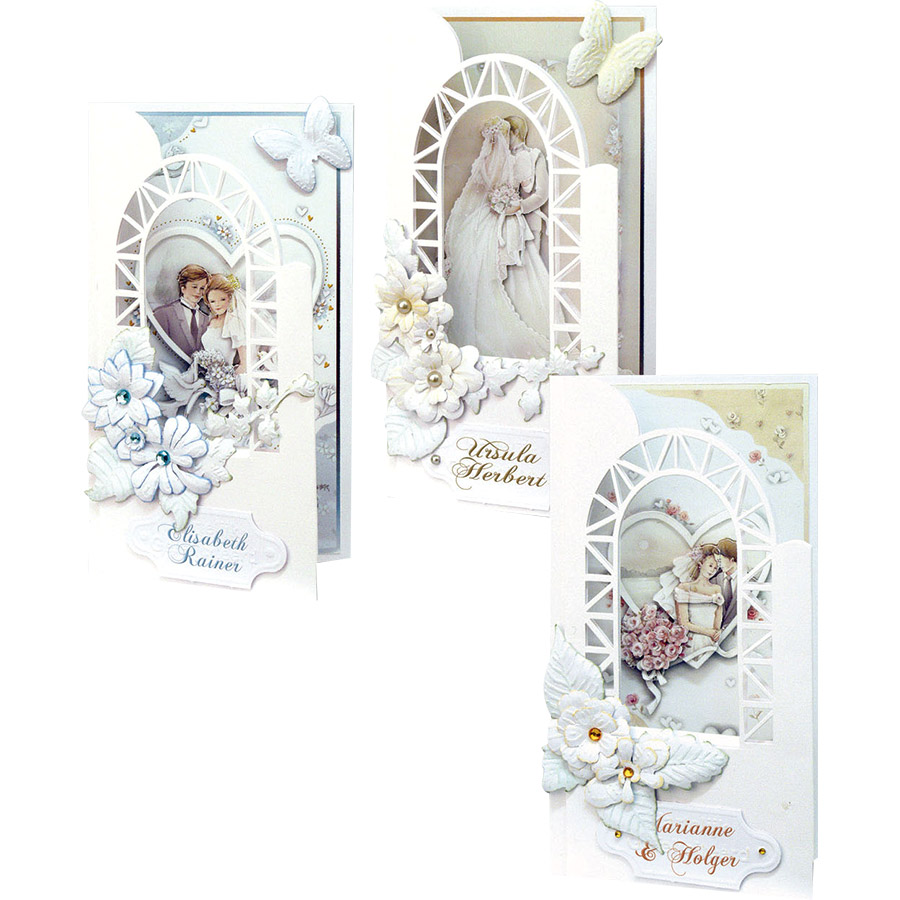 Wedding Card Kit