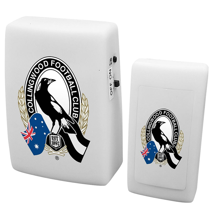 AFL Musical Door Bell	 AFL Carlton Blues