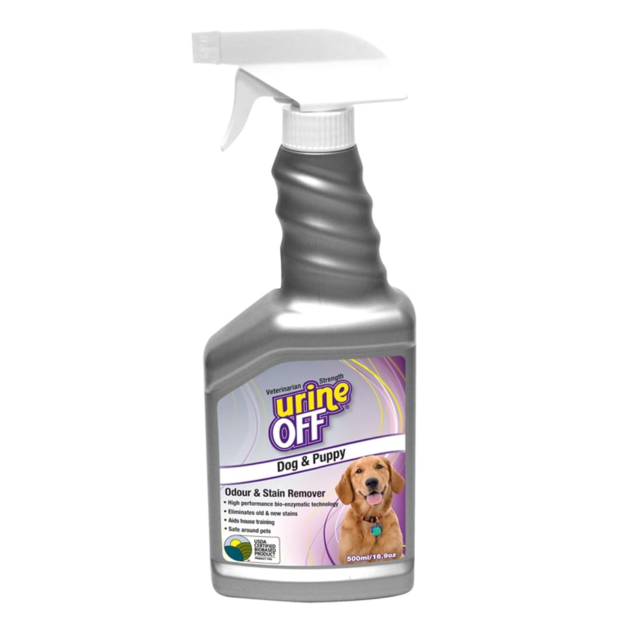 Urine Off Dog & Puppy Stain & Odour Remover 500ml