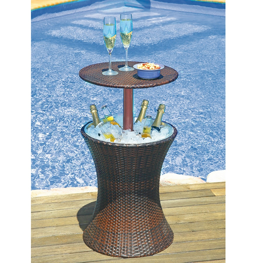 Ice Bucket Table