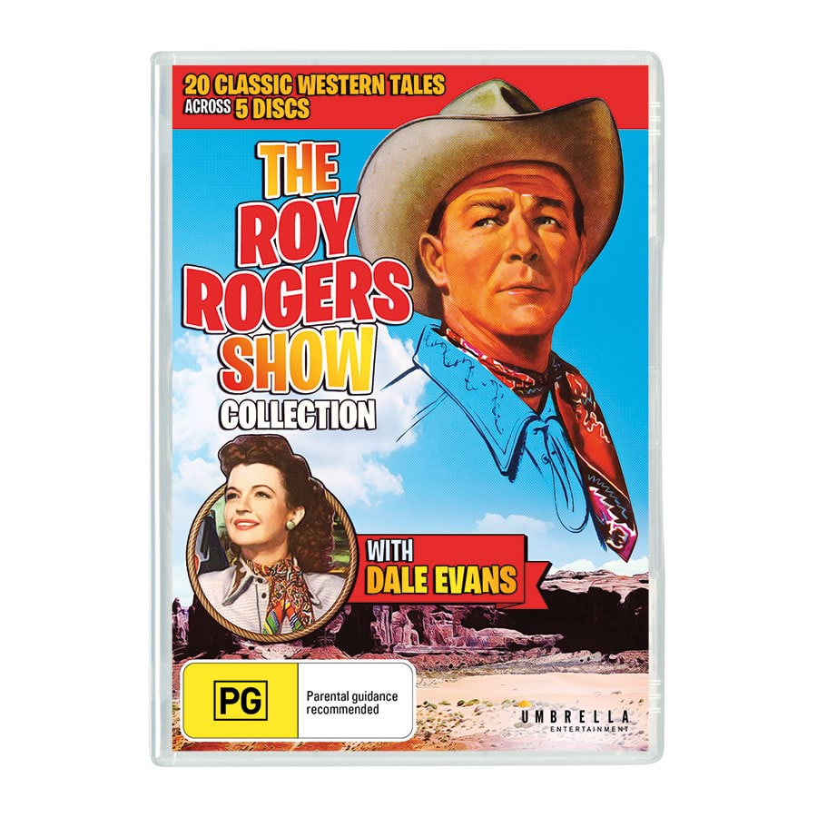 The Roy Rogers Show DVD Collection