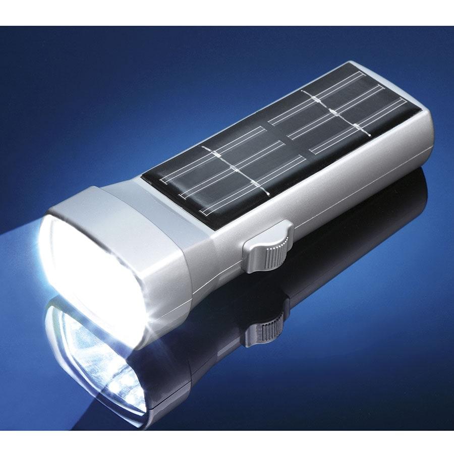 Handy Solar Powered Torch - 6 LEDs