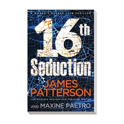 16th Seduction Women's Murder Club James Patterson and Maxine Paetro [AUDIOBOOK]