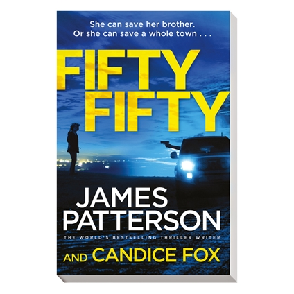 James Patterson - Fifty Fifty