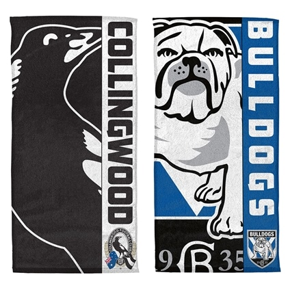 AFL & NRL Beach Towels