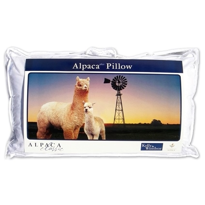 Alpaca OptiFill Pillow