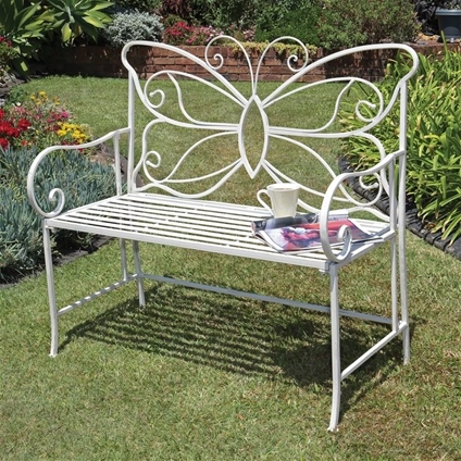 Butterfly Bench Seat