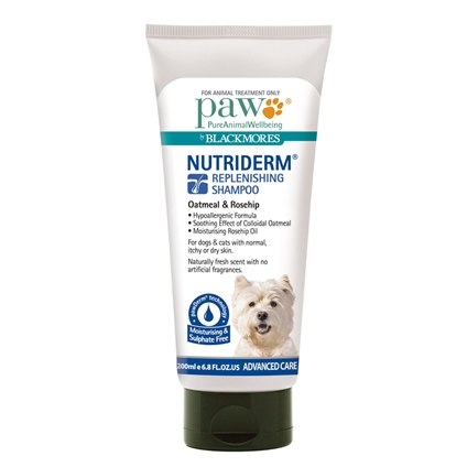 Paw Nutriderm Replenishing Shampoo