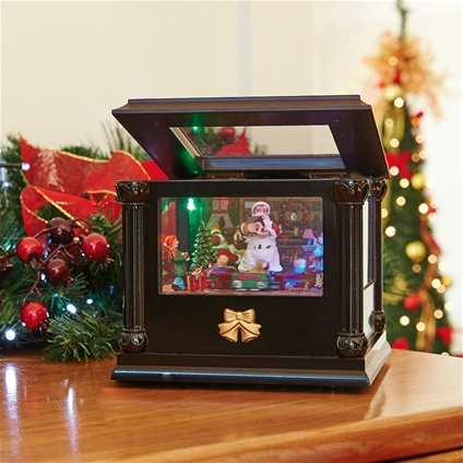 Christmas Musical Box