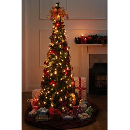 Collapsible Decorated Christmas Tree - Innovations