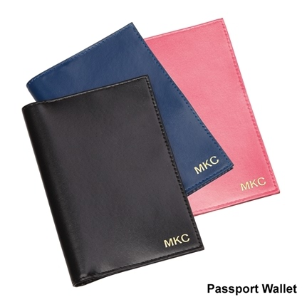 Personalised RFID Leather Range