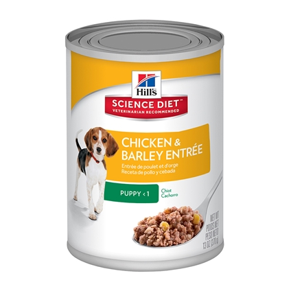 Hill's Science Diet Canine Puppy Cans