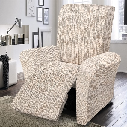 Italian Rouched Recliner Cover