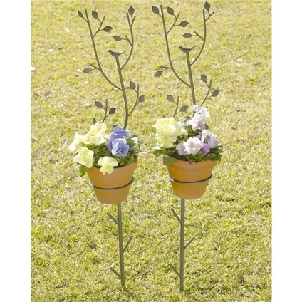Lifetree Trellis Flower Pot Holder